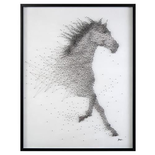 Tony Fey's Sprinting Stallion