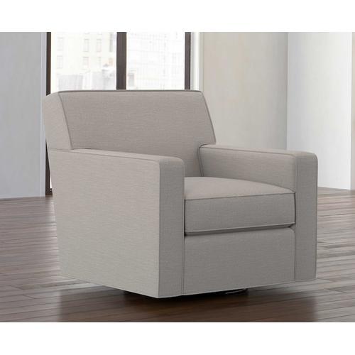 Bassett Furniture - Landis Swivel Chair