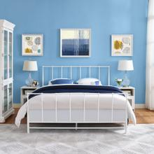 View Product - Estate Queen Bed in White