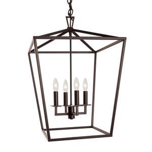 Cage Medium Pendant Product Image