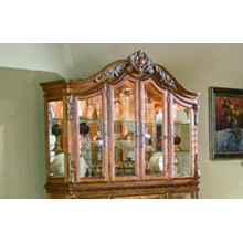 Versailles China Hutch