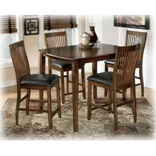 Ashley 5-Piece Counter Height Dinette Set