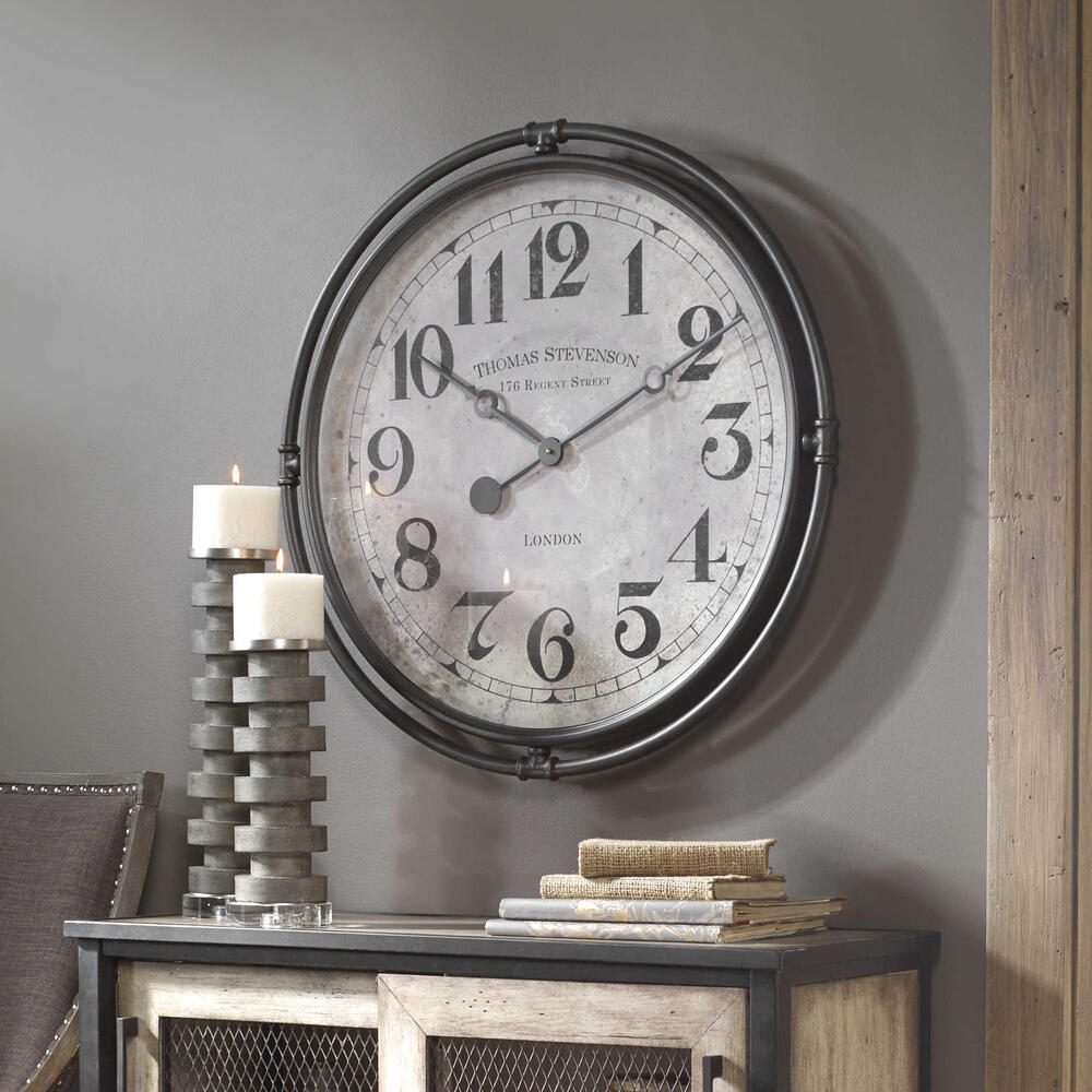 Nakul Wall Clock