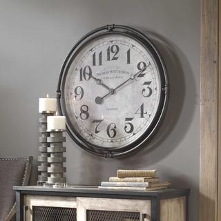 See Details - Nakul Wall Clock