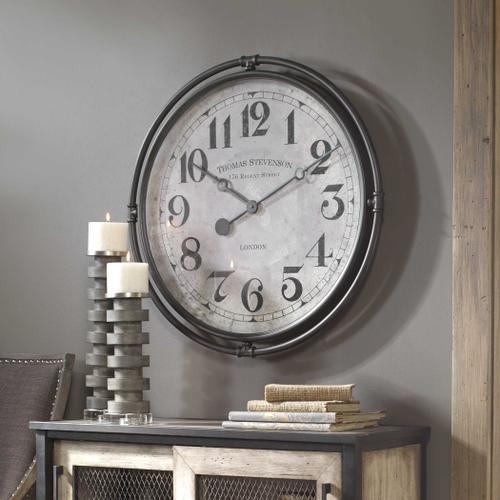 Uttermost - Nakul Wall Clock