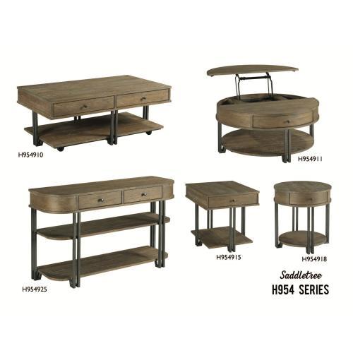 Alexvale - H954 Saddletree Tables