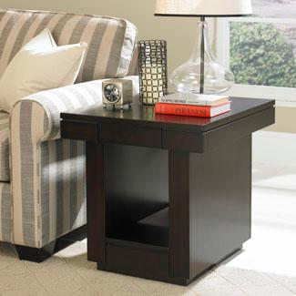 Hammary - Two Drawer End Table