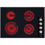 MieleKM 5624 240V - Electric cooktop with a width of 30 5/8 (775) in (mm) 30 5/8 (775) in (mm) for ultra-convenient cooking.