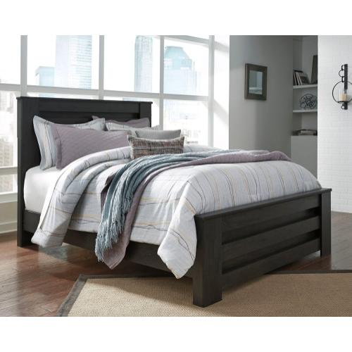 Brinxton Queen Panel Bed