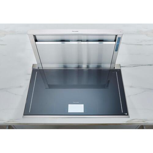 "30"" Masterpiece Downdraft, 15"" Snorkle"