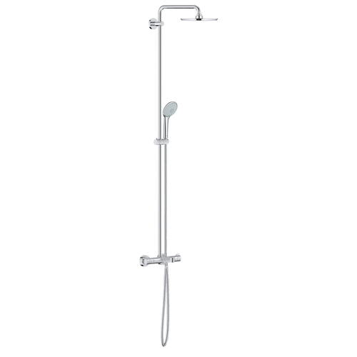 Grohe - Euphoria Thermostatic Tub/shower System