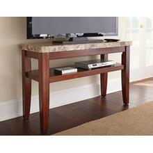 Montibello Sofa Entertainment Table