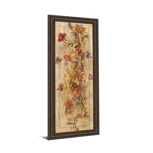 "Classy Art - ""Fleur Delicate I"" By Georgie Framed Print Wall Art"
