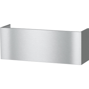MieleDRDC 4818 - Duct Cover Chimney for concealing the ducting and adjusting the height to the wall unit.