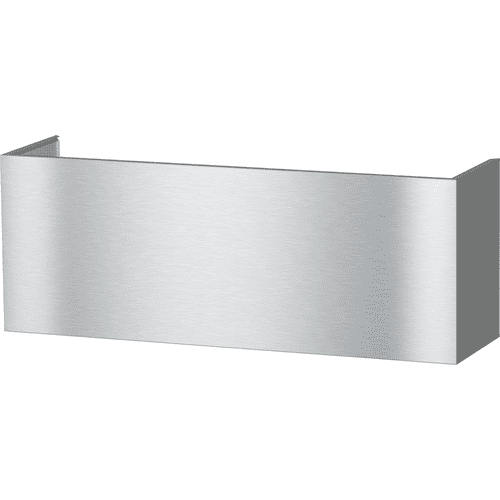 Miele - DRDC 4818 - Duct Cover Chimney for concealing the ducting and adjusting the height to the wall unit.