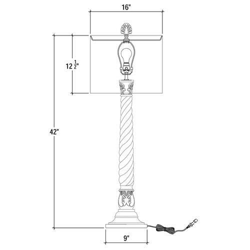 Gallery - Fanfare Table Lamp