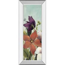 """Efflorescence"" By Maja Mirror Framed Print Wall Art"