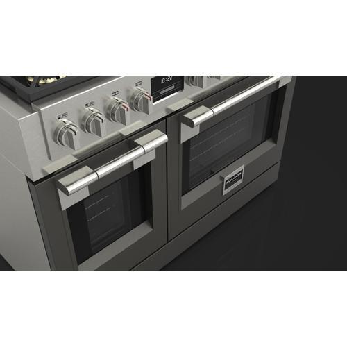 "Fulgor Milano - 48"" Rialto Grey Color Kit"