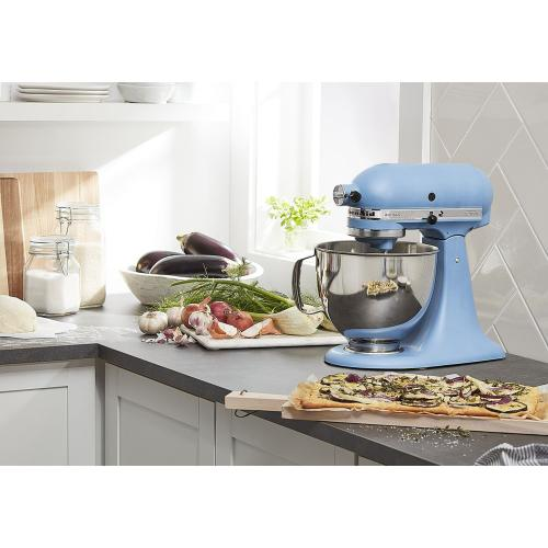 Artisan® Series 5 Quart Tilt-Head Stand Mixer - Blue Velvet