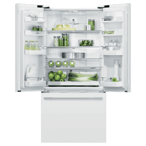 "Freestanding French Door Refrigerator Freezer, 32"", 17 cu ft Product Image"