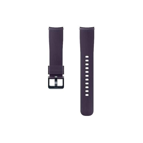 Silicone Band for Galaxy Watch 42mm, Violet