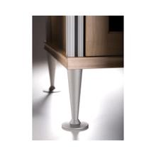 See Details - Salamander Stiletto Feet, Set of 4- Aluminum