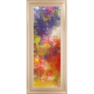 """Vapor I. A"" By Jason Johnson Framed Print Wall Art"