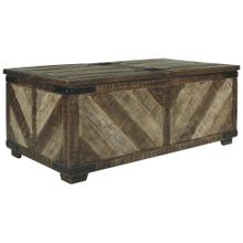 View Product - Cordayne Coffee Table With Storage