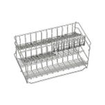 GaggenauLong stemware basket