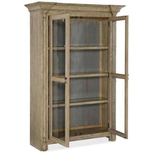 Ciao Bella Display Cabinet- Natural