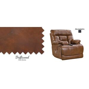 American Wholesale Furniture - Driftwood P3 Recliner