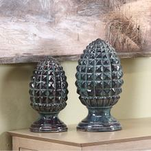Henley Pineapple Finials,Set of 2