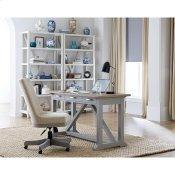 Osborne - Writing Desk - Timeless Oak/gray Skies Finish