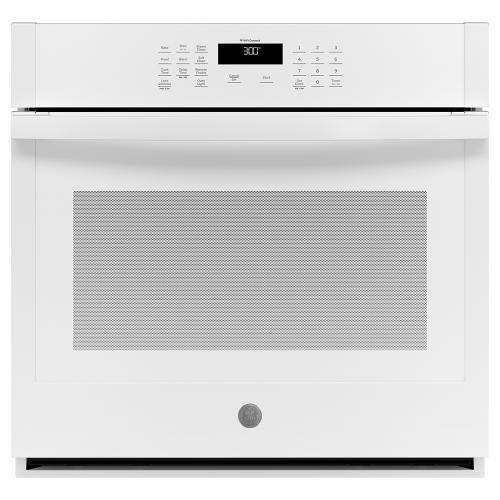 "GE 30"" Built-In Single Wall Oven White - JTS3000DNWW"