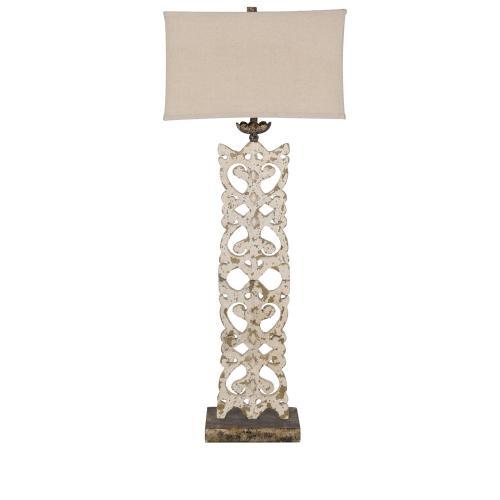 Crestview Collections - Mariposa Buffet Lamp