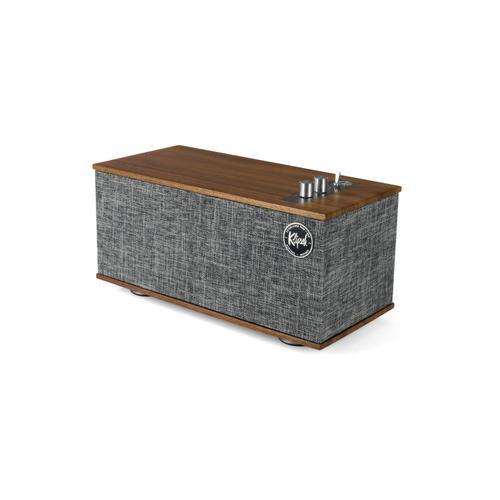 Klipsch - The One II - Wireless Shelf Stereo - Walnut
