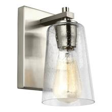Mercer 1 - Light Sconce Satin Nickel