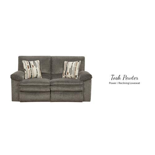 American Wholesale Furniture - Power Reclining Sofa