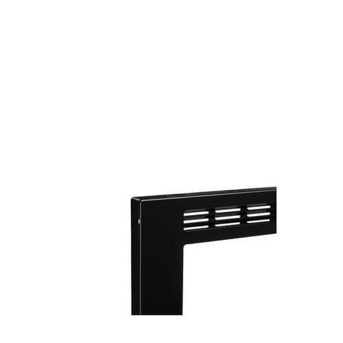 Frigidaire - Frigidaire Black 30'' Microwave Trim Kit