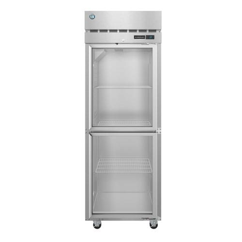 Hoshizaki - F1A-HG, Freezer, Single Section Upright, Stainless Door with Lock