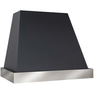 "Ventahood36"" 600 CFM Designer Series Range Hood Black"