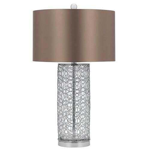 150W GLASS TABLE LAMP