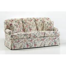 Short length sofa-Available in Lamonte Sage ONLY