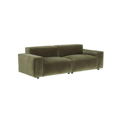 Bobby Berk Olafur 2pc Modular Loveseat Sectional