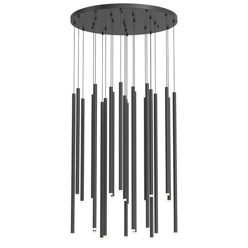 Light Chimes™ 24-Light Assorted LED Pendant