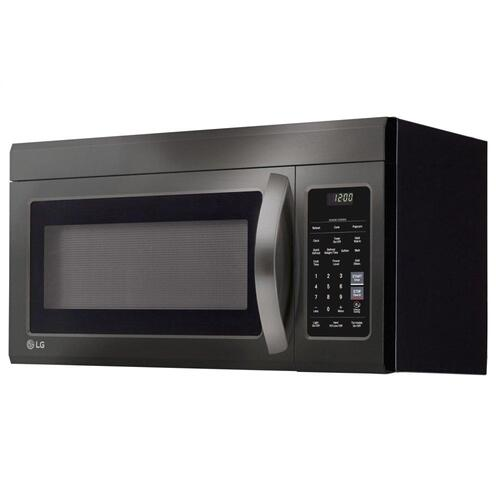 LG Black Stainless Package: French Door Fridge, Gas Range, Dishwasher, and Microhood