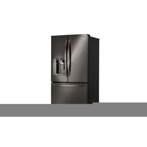 LG - 24 cu. ft. French Door Refrigerator