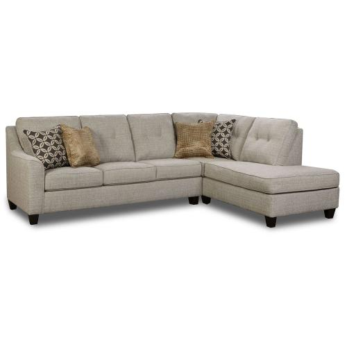 2019 Blair Two Piece Sleeper Sectional with Chaise