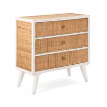 Capri 3-Drawer Cabinet