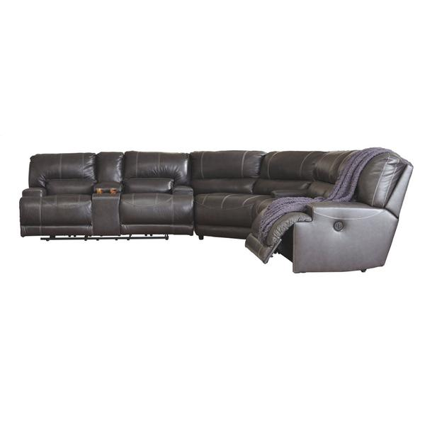 See Details - Mccaskill 3-piece Reclining Sectional